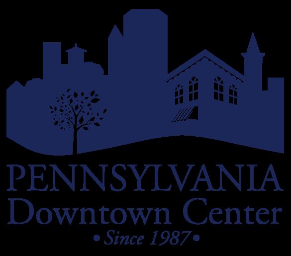 Pennsylvania Downtown Center Logo