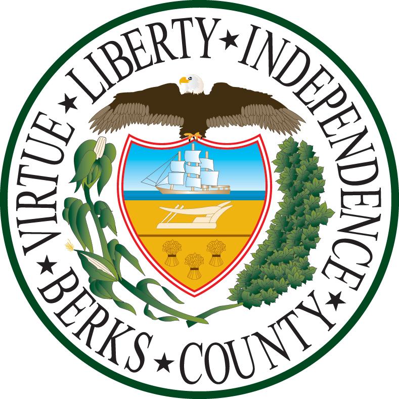 County of Berks logo