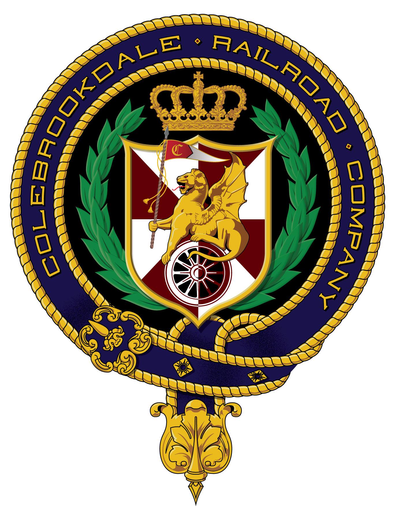 Colebrookdale Railroad Company logo