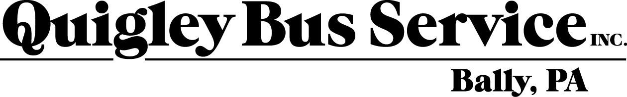 Quigley Bus Service Inc. logo