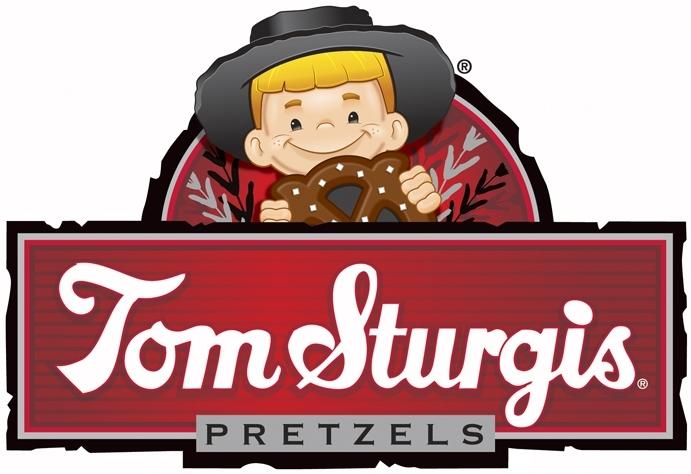 Tom Sturgis Pretzels logo